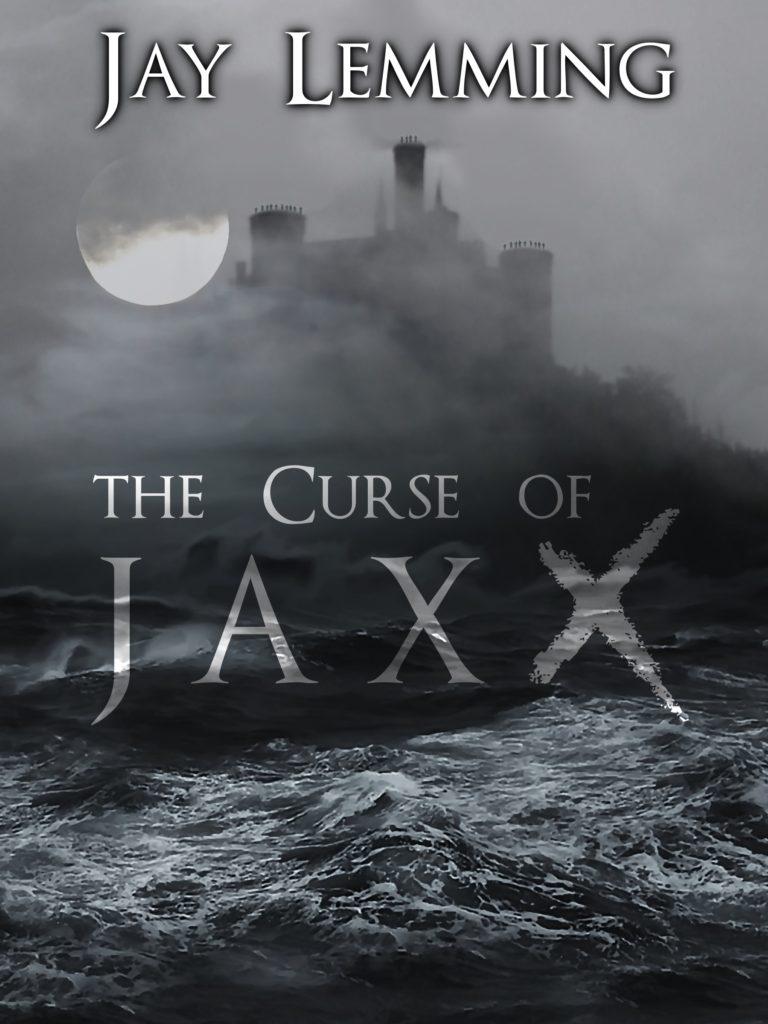 The Curse of Jaxx Book Cover - H.P. Lovecraft
